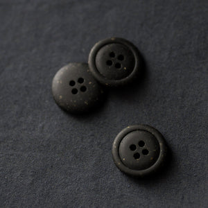 Nero 20mm Button - Merchant and Mills - Haberdashery & Tools - Merchant and Mills - Sew Me Sunshine