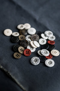 City Snow 20mm Button - Merchant and Mills