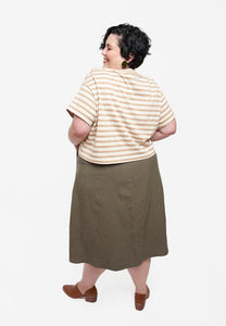 Reed Skirt - Grainline Studio - Patterns - Grainline Studio - Sew Me Sunshine