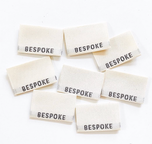 Bespoke - Pack of 8 Clothing Labels - Kylie and the Machine