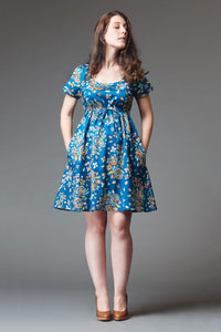 Aubepine Dress - Deer and Doe - Patterns - Deer and Doe - Sew Me Sunshine