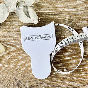 Self Measuring Tape - Sew To Grow