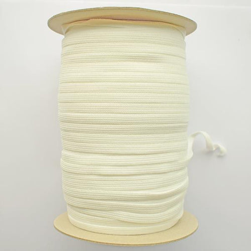 Elastic Tape Latex Free 7mm White