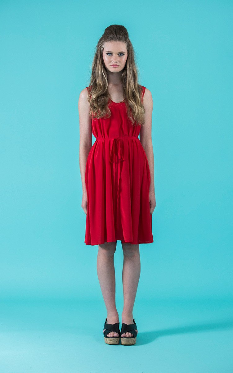 Sway Dress - Papercut Patterns - Patterns - Papercut Patterns - Sew Me Sunshine