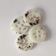 Dalmatian Minis Resin Buttons - Pack of 8 - Ethel and Joan
