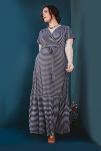 The Westcliff Dress - Friday Pattern Co - Patterns - Friday Pattern Co - Sew Me Sunshine
