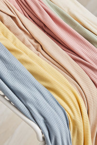 Shell - Derby Ribbed Jersey with TENCEL™ Fibres - meetMILK