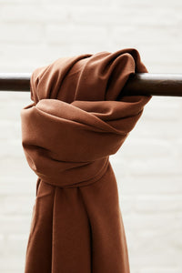 Pecan - Soft Stretch Twill with TENCEL™ fibres - meetMILK