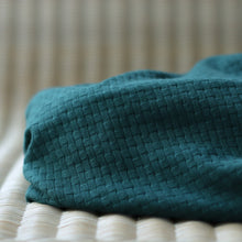 Green Pine - Organic Cotton Wicker Knit - mind the MAKER - Fabric - mind the MAKER - Sew Me Sunshine