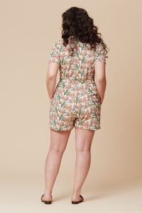 Sirocco Jumpsuit - Deer and Doe - Patterns - Deer and Doe - Sew Me Sunshine