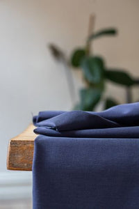 Blueberry - Soft Stretch Twill with TENCEL™ fibres - meetMILK - Fabric - meetMILK - Sew Me Sunshine