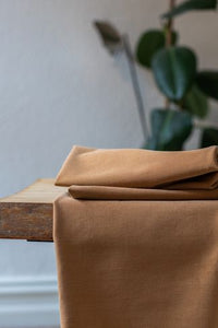 Mustard - Soft Stretch Twill with TENCEL™ fibres - meetMILK - Fabric - meetMILK - Sew Me Sunshine