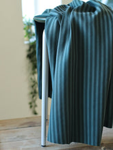 Deep Green - Two Tone Stripe Twill with TENCEL™ fibres - meetMILK