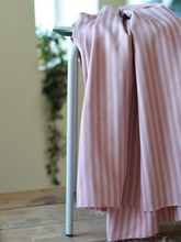 Puff - Two Tone Stripe Twill with TENCEL™ fibres - meetMILK - Fabric - meetMILK - Sew Me Sunshine