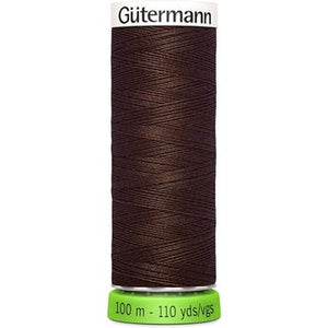 Gutermann rPET (recycled polyester) Thread 100m - Haberdashery & Tools - Sew Me Sunshine - Sew Me Sunshine