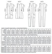Yari Jumpsuit - True Bias - Patterns - True Bias - Sew Me Sunshine