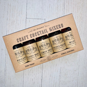 Craft Cocktail Gift Set