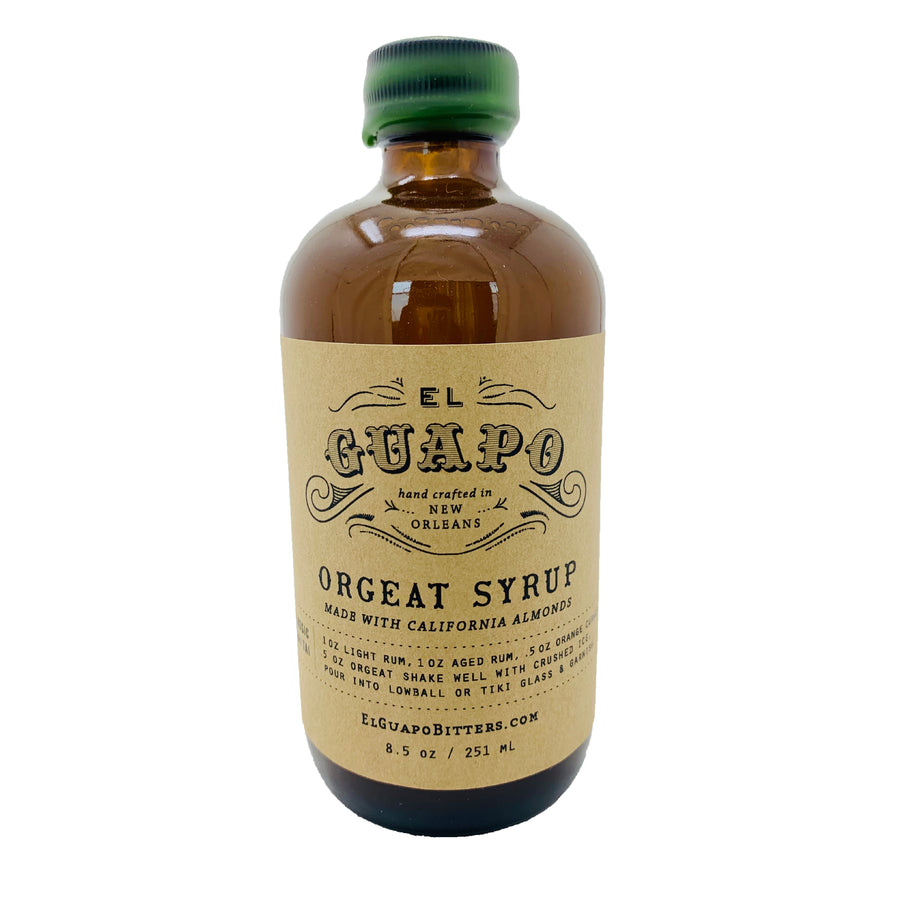 Orgeat Syrup