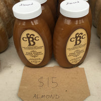 Almond Flower Honey (1 lb)
