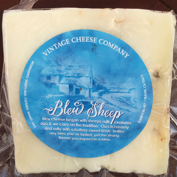 Bleu Sheep Cheese