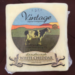 White Cheddar Cow Cheese