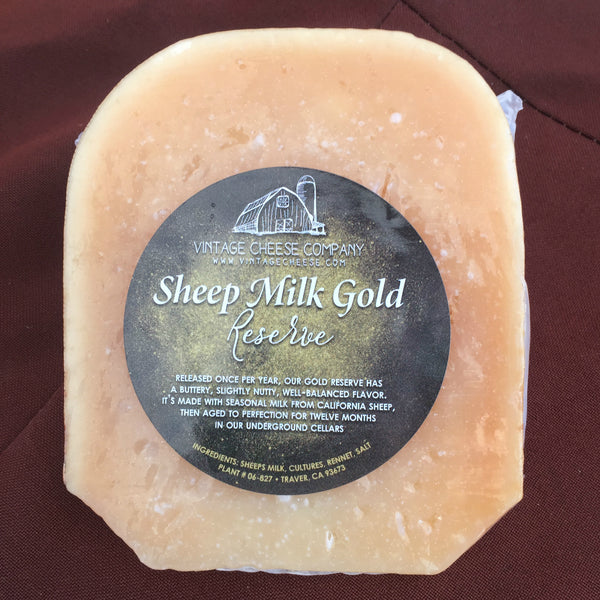 Sheep Milk Gold Reserve