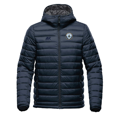 Shandon Boat Club Light-weight Puffa Jacket