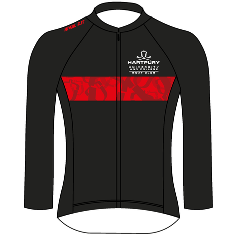 Hartpury University & College Long Sleeve Cycling Jersey
