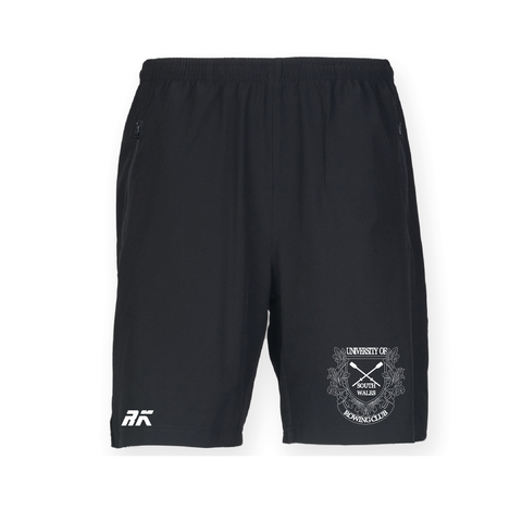University of South Wales Rowing Club Male Gym Shorts
