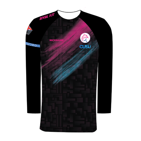 Coventry University Drone Racing Long Sleeve Jersey