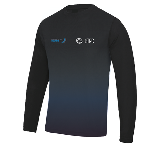 GTRC Long Sleeve Gym T-shirt