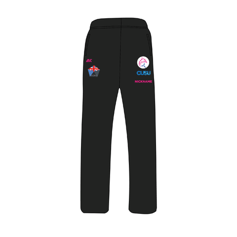 Coventry University Drone Racing stadium pants