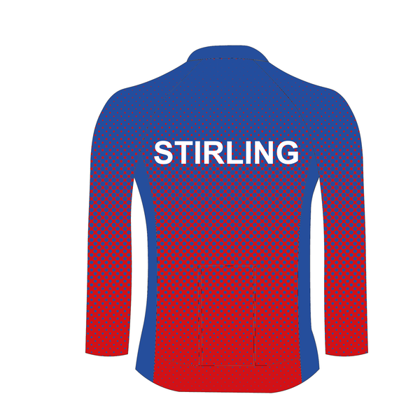 (Same Day Dispatch) Stirling RC Long Sleeve Cycling Jersey