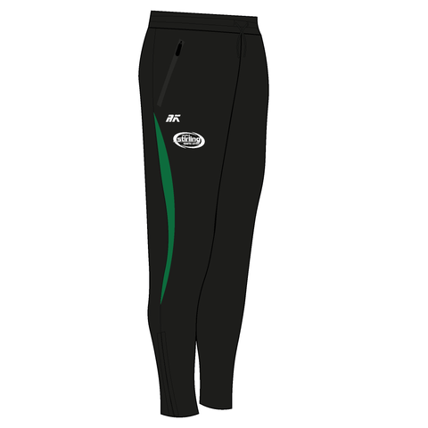 Stirling University Athletics Club Slim Trackies