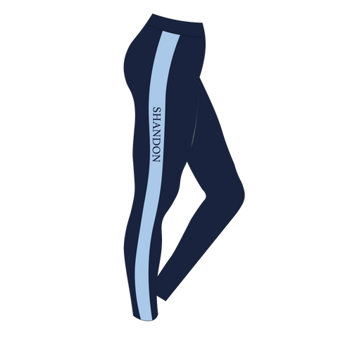 Shandon Boat Club Racing Leggings