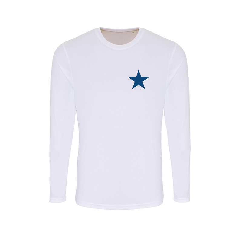 Newcastle University BC Long Sleeve Cotton T