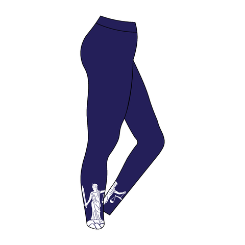 Justitia Roklubb Training Leggings