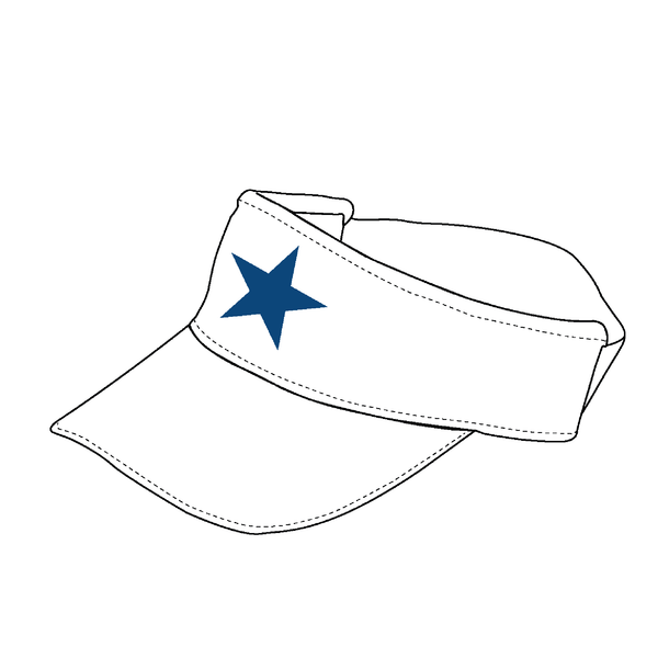 (Same Day Dispatch) Newcastle University BC Visor
