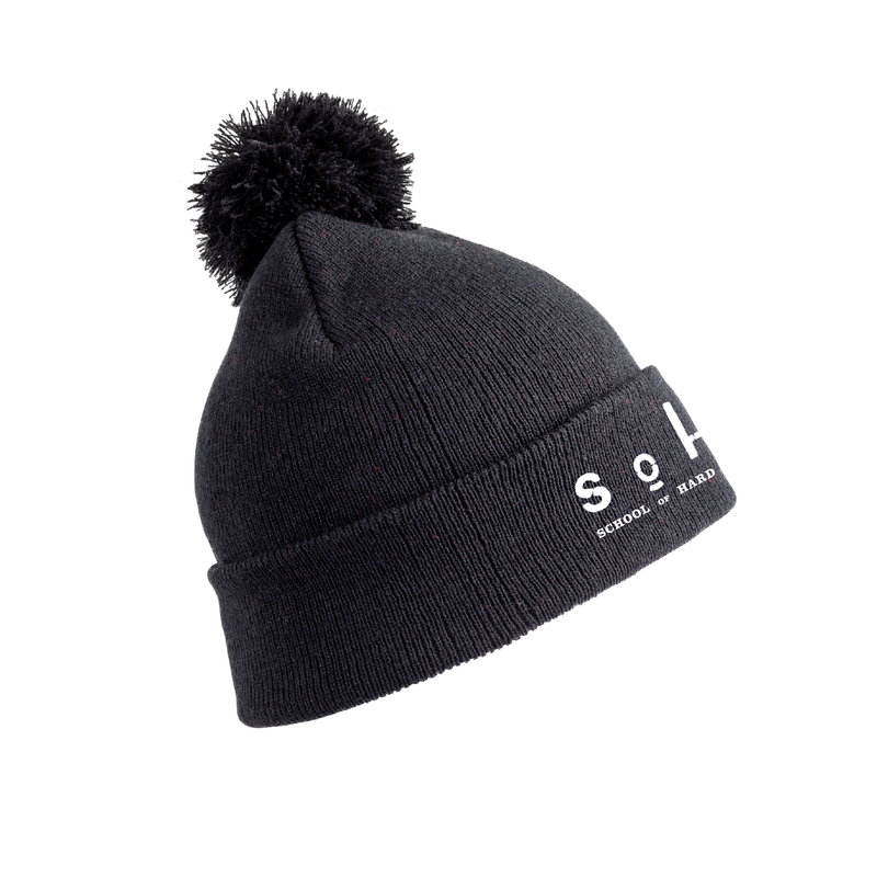 School of Hard Knocks Bobble Hat