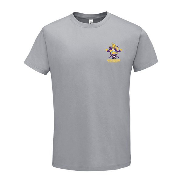 Manchester University Boat Club Grey T-Shirt