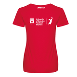 Dundee University Women's FC Gym T-Shirt