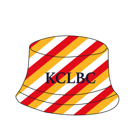 King's College London BC Reversible Bucket Hat