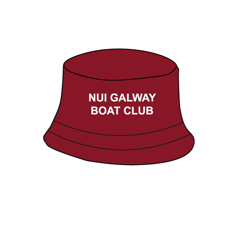 NUIG Boat Club Reversible Bucket Hat