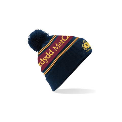 Cardiff Met Boat Club Bobble Hat