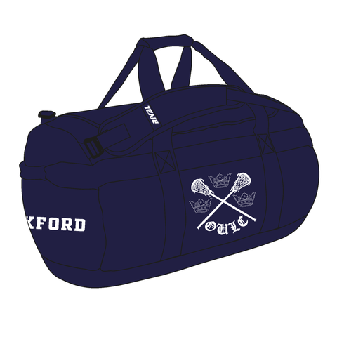 Oxford University Lacrosse Club Duffle Bag
