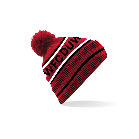 Dundee University Women's FC Bobble Hat