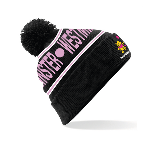 Westminster School BC Bobble Hat