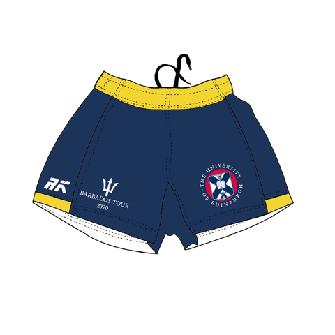 The University of Edinburgh Cricket Club Rugby Shorts (Mens)