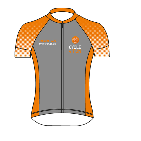 Cycle 4 Fun Cycling Jersey
