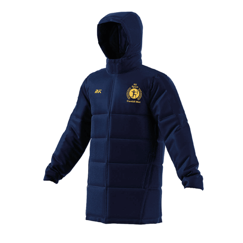 Cardiff Met Rowing Club Stadium Jacket